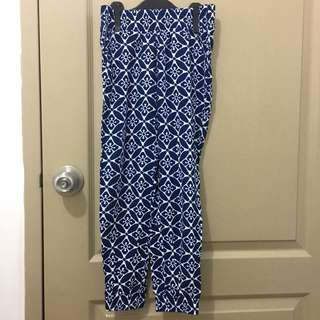 Old Navy Printed Pants for Girls