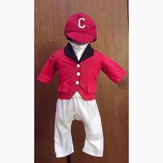 Equestrian Baby Costume