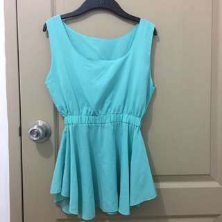 Sleeveless Top (free shipping within MM)