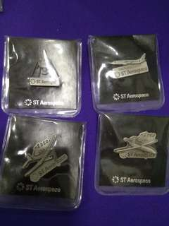 ST Aerospace Pin