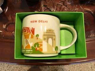 Starbucks New Delhi yah mug