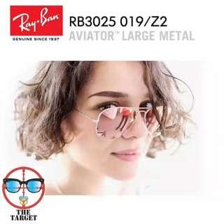 RayBan rb3025  58/ 62 size ray ban