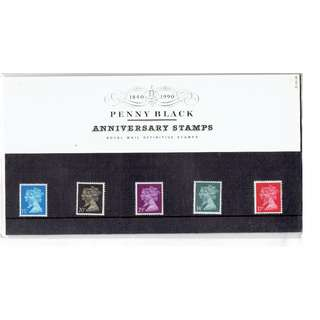 Penny Black Anniversary Stamps