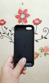 Casing Wallet Iphone 5/5s Navy