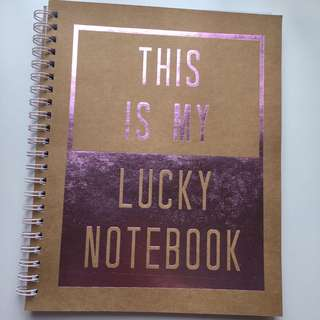 Typo A4 Campus Notebook