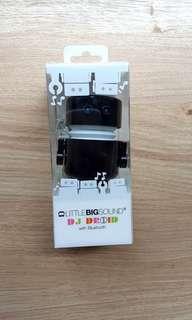 Bluetooth speaker: Little Big Sound DJ Droid with Bluetooth