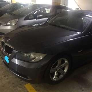 BMW 320 e60
