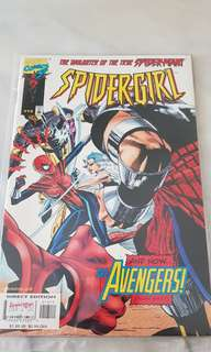 Spider-girl issue #13