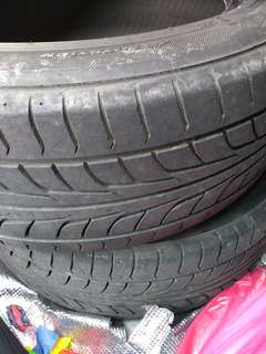 Tayar Second firehawk 205/55/r16