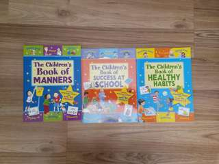 Character building books for kids