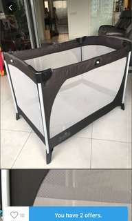 Joie Baby Playpen with changing top