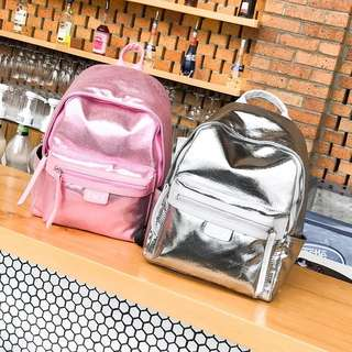 LADIES HOLOGRAPHIC BACKPACK