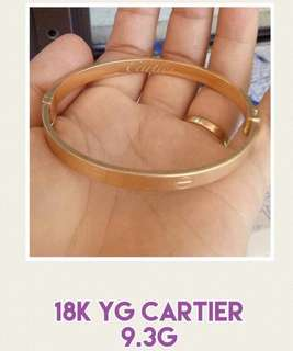 Cartier Bangle authentic