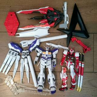 [URGENT!] Big Gundam lot - MG, RG, HG, SD...