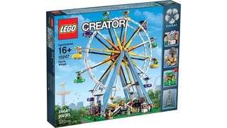 Lego Ferris Wheel & Power Functions Set 10247