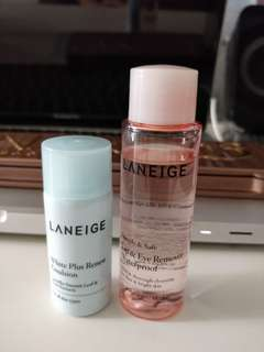 Laneige New Cleansing Trial Kit