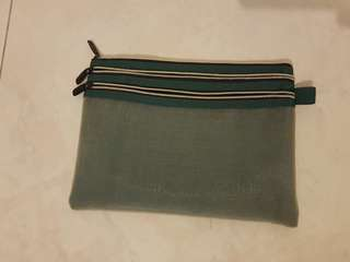 3 Zipper Popular Green fits A5 pouch