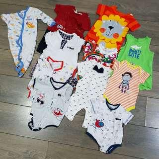Baby clothings