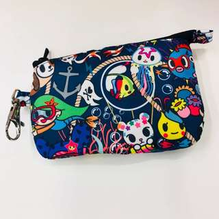 Jujube Customised Sea Punk Coin Pouch