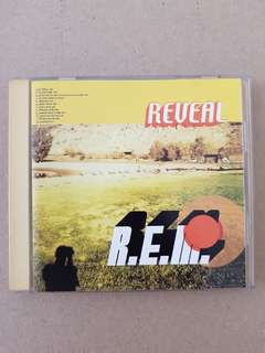 CD(SOLD) R.E.M  - Reveal