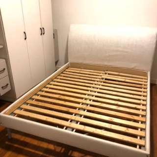 Ikea Mattress And Bed Frame