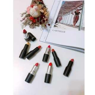 Dvz' color velvet fog lipstick