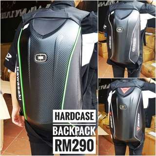 Comfort + Secure Backpack ☆ Hardcase Backpack ☆