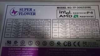ATX Powersupply 320Watt