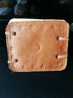 Cuba Handmade Leather Wallet