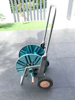 Garden Water hose reel (without hose)