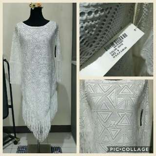 Tasseled dress