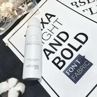 Dvz' color whitening sunscreen spray