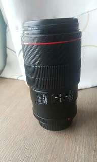 Canon 100mm f2.8 macro L len