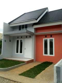 Rumah murah nempel Grand Depok City