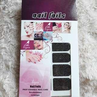 Nail Foils-BLACK