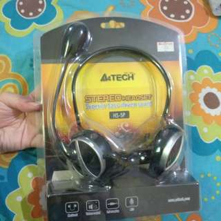 A4 tech Stereo Headset