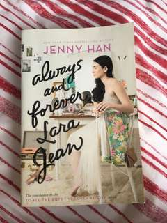 Jenny Han- always and forever Lara jean