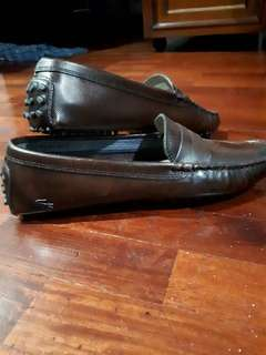 ORIGINAL LACOSTE LOAFERS