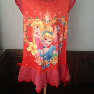 size 2 dress princess
