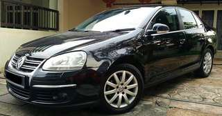 VOLKSWAGEN JETTA 2.0(A)FSI EXECUTIVE COLLECTION EDITION