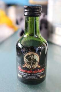 Bunnahabhain Single Malt Scotch Whisky 12 years