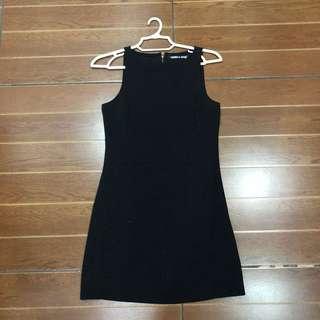 Black Glittery Dress