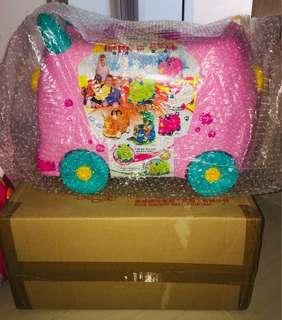 Baby Luggage Ride n' Roll