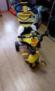 Used bee children tricycle