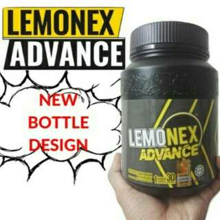❤FREE POS SM + FREE SHAKER❤ NEW PACKING 💯 ORI HQ 👍 LEMONEX ADVANCE ⭐ SLIMMING + WHITENING ⭐