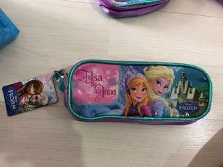 Disney frozen zip pencil case