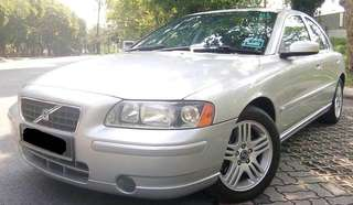 VOLVO S60 2.0(A)TURBO FACELIFT EXECUTIVE EDITION