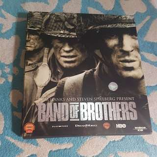 Band of Brother original vcd