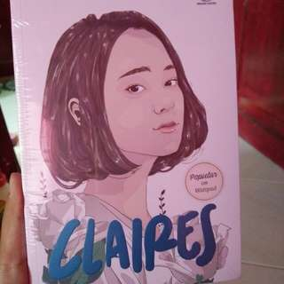 Novel Wattpad Claires