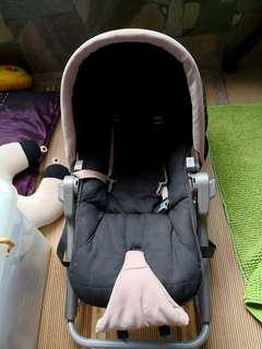McLaren Baby rocker